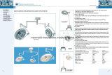 Hospital Luz de Operação do Braço Duplo de halogéneo Alemanha AC2000 Braço (Xyx-F700/500)