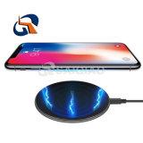 10W de charge rapide chargeur sans fil pour Samsung/pour l'iPhone