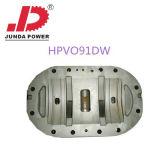 HITACHI Mini pelle excavatrice capot de la tête de la pompe hydraulique pour HPVO91