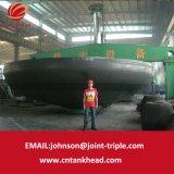 testa ellittica del piatto del acciaio al carbonio di specifica 01-15-Large 8200mm*35mm