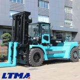 Marcas chinas Ltma 30 Ton Carretilla elevadora diesel de gran