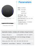 De Telefoon USB Qi van de cel Draadloze Snelle Last voor iPhone Samsungr