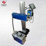 Láser de fibra de alta velocidad de vuelo para la codificación de la máquina de impresión