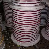 Mini8x16mm 1m geschnittene rote LED Neongelbe Farben-Umhüllung des licht-110V 220V 8W/M