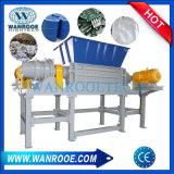 Los residuos de madera metal Bolsa tejida máquina trituradora de papel reciclado de neumáticos de neumáticos