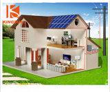 En la red eléctrica de 4 kw de energía solar residencial Kits del sistema