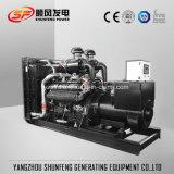 Elektrischer Strom-Dieselgenerator des China-Lieferanten-100kw mit Shangchai Motor