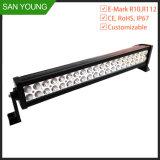 20 tetto del camion della barra della barra chiara LED di pollice 120W LED
