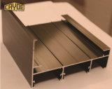 Color personalizado Casement Ventana deslizante de la extrusión de perfiles de aluminio