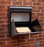 Boîte de courrier en acier inoxydable de plein air
