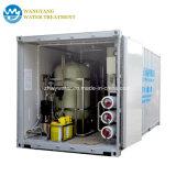 Sistema del RO dell'acqua di mare di Desalinator di osmosi d'inversione del filtro da acqua di 6000 Lph