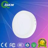 6W Luz do Painel de Superfície redonda para Utilização no Interior