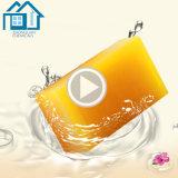 Staaf van de Zeep van de Wasserij van de Palmolie van de douane Detergent