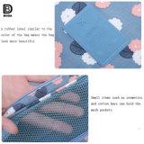 La pendaison voyage portable portable multifonction sac cosmétique avec plusieurs poches