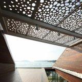 Conception personnalisée de l'aluminium panneau solide pour la décoration de plafond