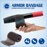 装甲鋳造物の外装修理構造増強の物質的な装甲覆い