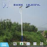 Luz Exterior Solar integrado 6m poste de iluminação LED Lâmpada de rua de 36W