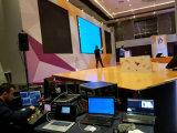 Poids léger P4 Indoor pleine couleur Affichage sur le mur à LED