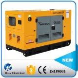 Auvent synchrone Water-Cooled 38kVA silencieux 3 Phase Générateur Diesel