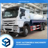 HOWO 6X4 10Wheeler d'eau citerne du camion de transport et stockage