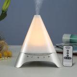 Huile essentielle en forme de pyramide à ultrasons diffuseur Purificateur d'air