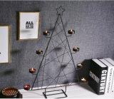 Décoration de Noël Chandeliers métalliques personnalisées