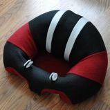 Grande cuscino di sonno della peluche del bambino della sede infantile di sostegno