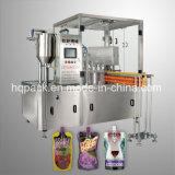 Máquina de relleno y que capsula de la venta de la bolsa caliente de la réplica para los alimentos para niños