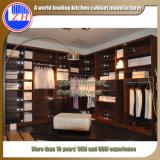 حديثة بينيّة تصميم عالة خشبيّة أثاث لازم غرفة نوم خزانة ثوب مشية في مقصورة