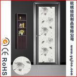 홈을%s 이동할 수 있는 방수 PVC 종이 샤워 문 장식적인 필름
