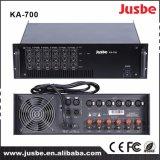 amplificador de potencia profesional del sistema audio del altavoz del canal 200W 6