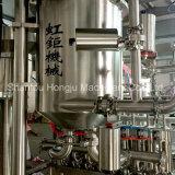 Máquina de relleno y que capsula del líquido de la fuente de China para el embalaje de la bolsa