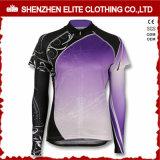 Más nueva sublimación de moda Jersey de vestir de ciclo (ELTCJI-36) del diseño