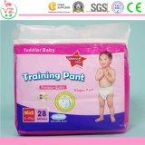 熱い販売の大きさの快適なトレーニングの赤ん坊のズボン