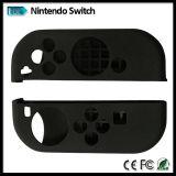 Nintendo-Schalter-Freude-Legen Gleitschutzsilikon-Deckel-Häute, schützendes Argument für Controller mit Daumen-Griff-Schutzkappen herein