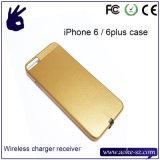 De nieuwe Draadloze Ontvanger van de Lader van de Batterij beschermt Geval voor iPhone 6 6s