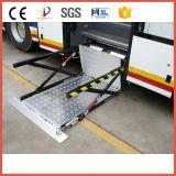 都市バス(WL-UVL-1300)のためのセリウムの電気および油圧車椅子用段差解消機