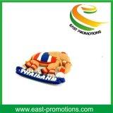 Imán suave del refrigerador del PVC de la venta caliente de encargo para la promoción
