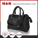 Bewegliche schwarze große Kapazitäts-Einkaufen-Frauen-Entwerfer-Handtasche