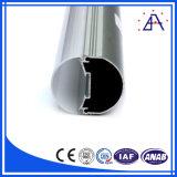 perfil do alumínio do diodo emissor de luz do perfil do diodo emissor de luz do alumínio de 3m/forma redonda