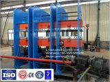 Máquina de vulcanización de goma de la placa hidráulica de la máquina que moldea con la ISO del Ce