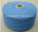 Buena calidad 100% algodón hilado de la fregona