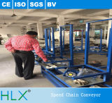 Air Conditioner Assembly Line dans HLX Made