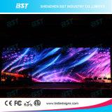 HD P3mm à l'intérieur de l'écran à affichage LED de location pour l'étape de l'événement