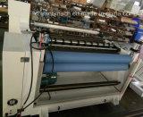 BOPP 의 PE, 애완 동물, PVC 의 종이, 수직 거품은 째는 기계를 다시 감는 절단을 정지한다