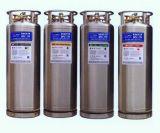 Bombola per gas d'isolamento della saldatura criogenica