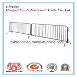 Barricadas galvanizadas de la seguridad de la barrera del control de tráfico
