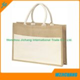 Handle Grip Wholesale Shopping Linen Bag