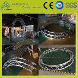 Алюминиевая квадратная ферменная конструкция круга этапа партии ферменной конструкции