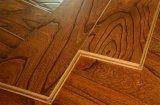 Os sistemas do clique Waterproof o revestimento projetado da madeira contínua da Milti-Camada